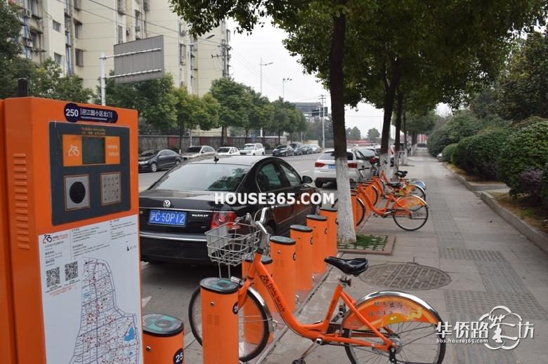 恒盛金陵湾交通配套(公交、公共自行车)让出行更方便一点,淘房汇享总价1%优惠,南京TOP1学区房哦!