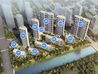 融信热电厂地块项目规划方案调整