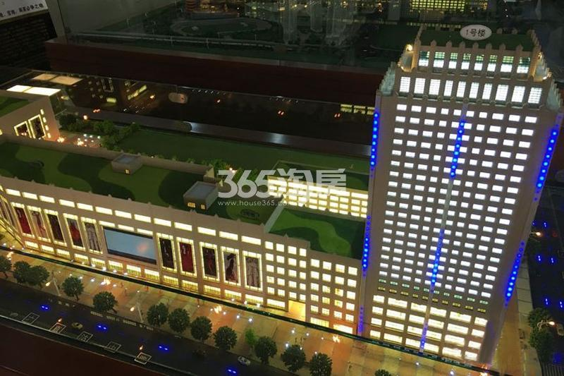 东达国际广场实景图