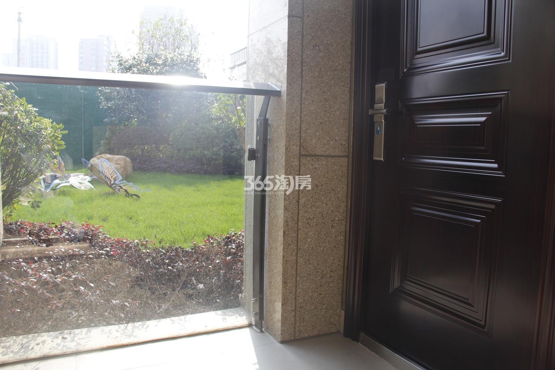 首开杭州金茂府125方样板房---入户