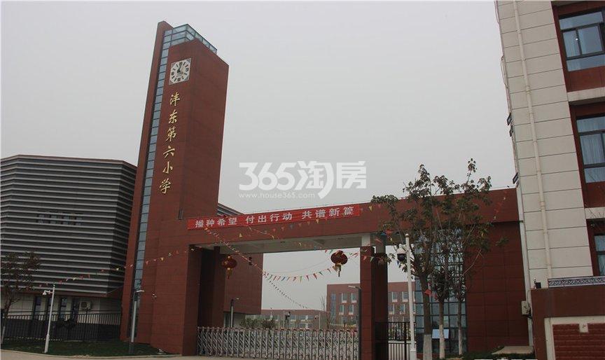 中建昆明澜庭周边学校配套图(2017.5.5)