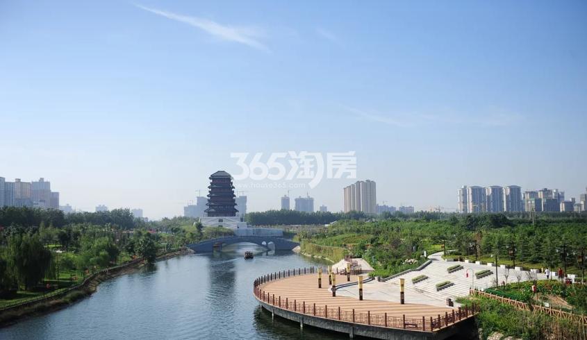 恒大翡翠龙庭周边配套医疗配套汉城湖(2017.8.7)