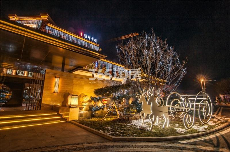 蓝光雍锦香颂实景图