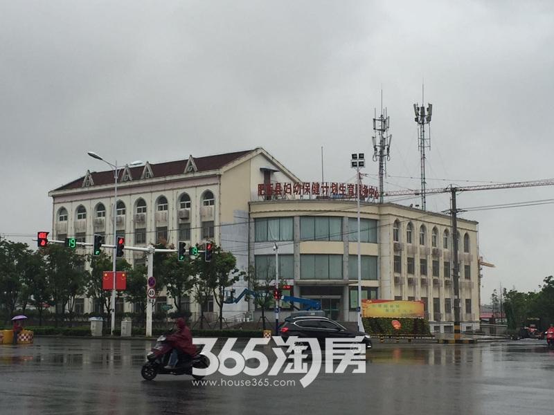 文一西溪湾周边妇幼保健服务中心实景图(2017.10.1)