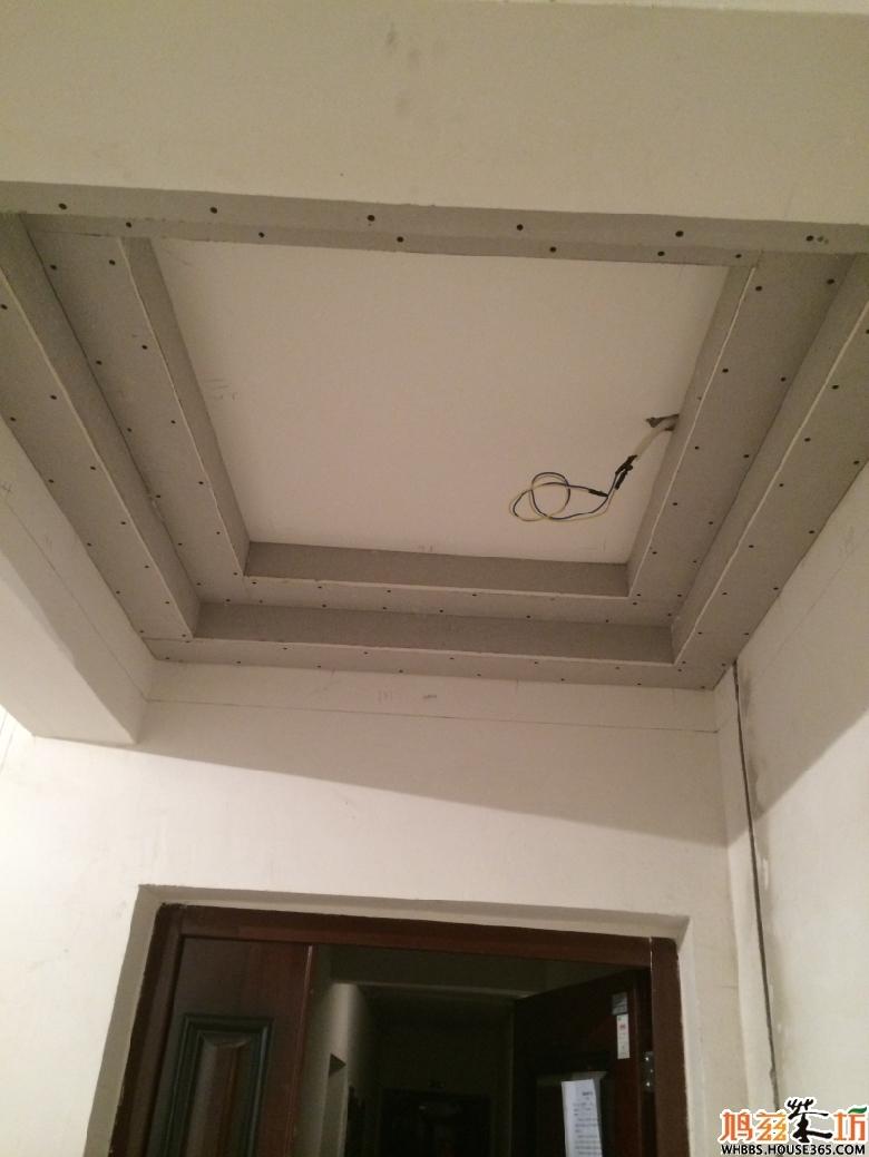 吊顶灯槽灯带安装图解视频