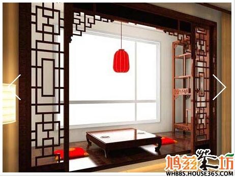 【分享】客厅阳台装修效果图纵览