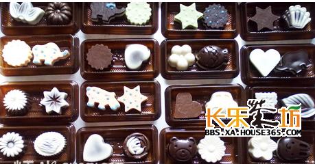 浓情巧克力送给你最爱的人
